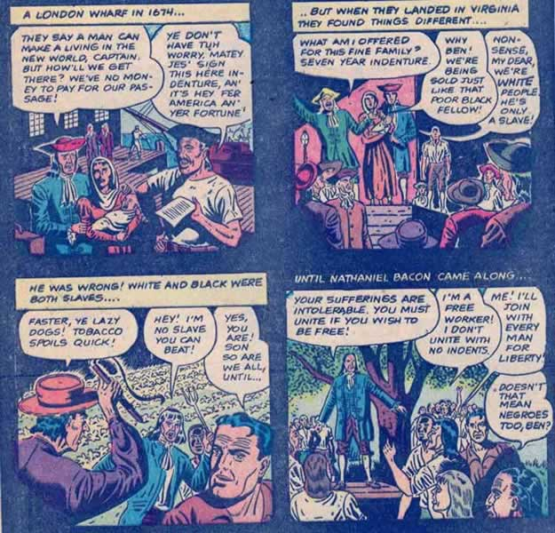 Joe Worker And The Story Of Labor Is A Full Sized Color Comic Weighing In At Healthy 48 Pages With Paper Covers By Nat Schacnner